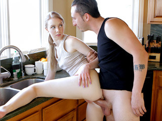 stepsiblings spank